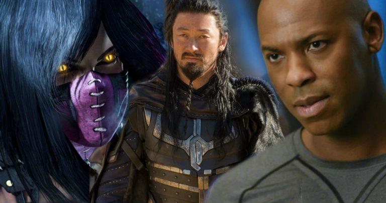 Mortal Kombat Reboot trouve ses Jax, Raiden & Mileena