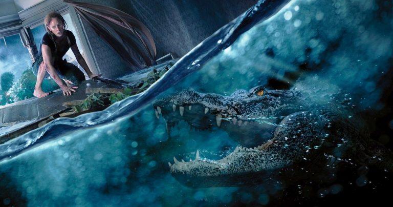 Crawl dévore sa voie au numérique, Blu-ray et DVD avec des scènes supprimées et étendues