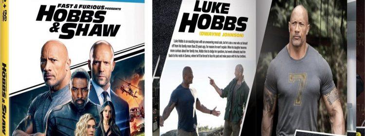Hobbs & Shaw arrive sur Blu-Ray en octobre avec des scènes d'ouverture et de suppression alternatives
