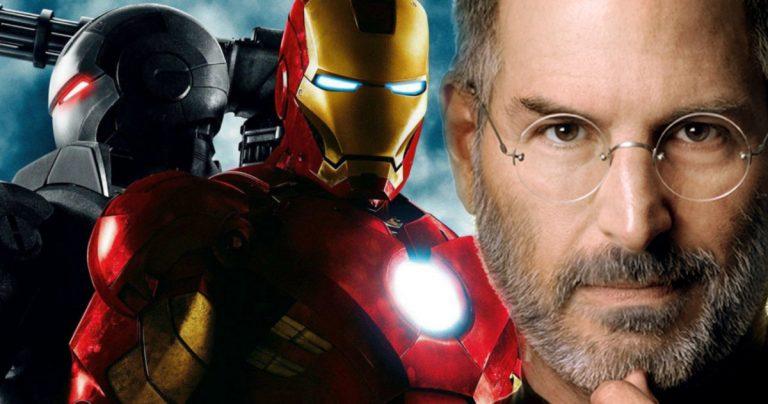 Steve Jobs a détesté Iron Man 2 et le directeur général de Disney, Bob Iger, savoir directement
