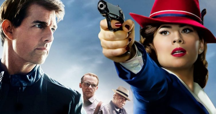 Impossible 7 apporte l'agent Carter Hayley Atwell