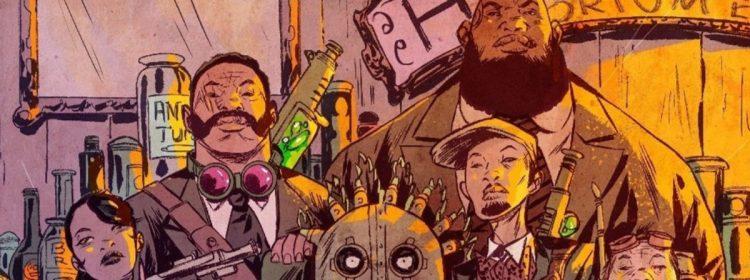 Un film à la racine amère venant du réalisateur de Black Panther, Ryan Coogler & Wife Zinzi Evans