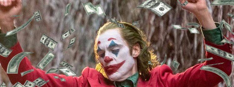 Joker a la plus grande ouverture d'octobre jamais enregistrée avec un tirage au guichet de 93 millions de dollars