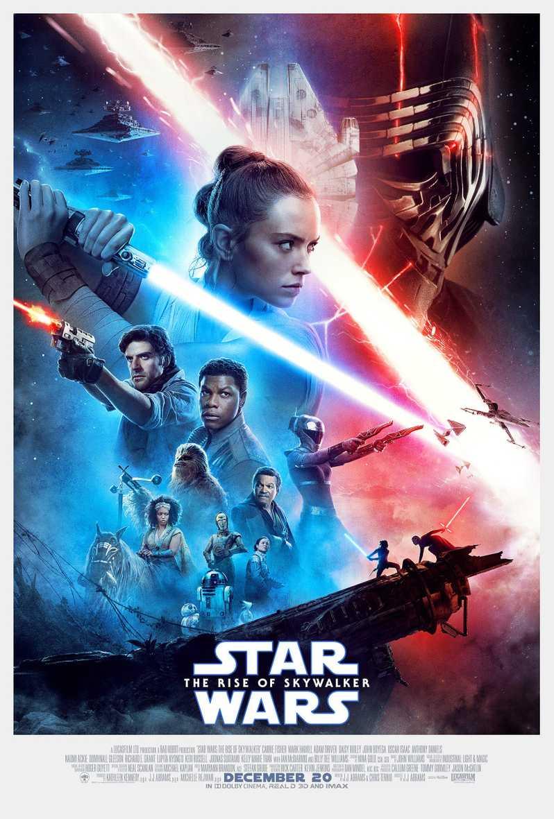 Star Wars - L'essor de Skywalker Payoff