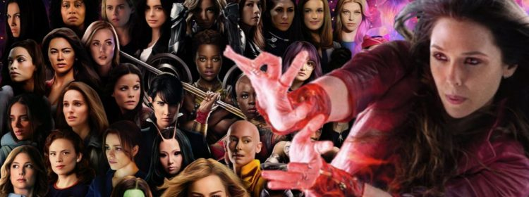 Elizabeth Olsen pense qu'un film 100% féminin composé de MCU atterrirait avec un impact énorme
