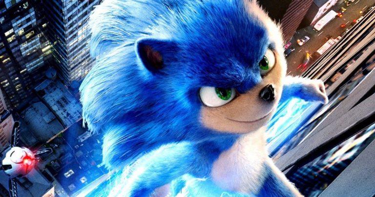 Sonic the Hedgehog Redesign se lance dans les théâtres avec de nouveaux standings améliorés