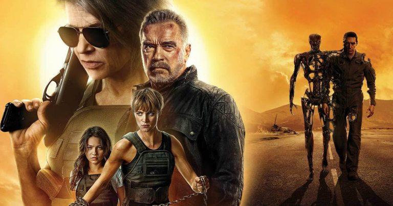 La bande annonce de Dark Fate présente Carl the Terminator à Sarah Connor