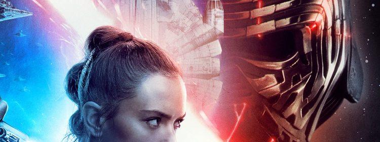 L'affiche de la montée en puissance de Skywalker unit nos héros pour une dernière bataille