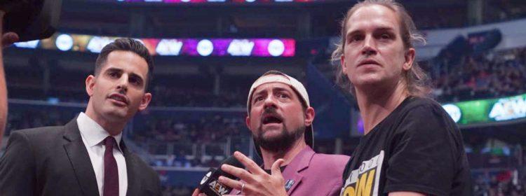 La WWE ferme l'apparence de Jay et Silent Bob après leur passage sur AEW Dynamite