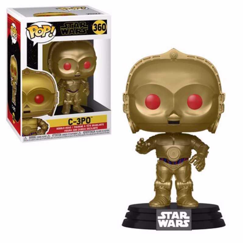 C-3PO Red Eyes Funk Pop