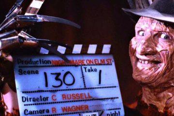 Freddy Krueger et un cauchemar sur des terrains de la rue Elm pris par le domaine de Wes Craven