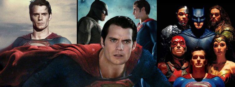 Henry Cavill revisite son mandat de Superman de Man of Steel à Justice League