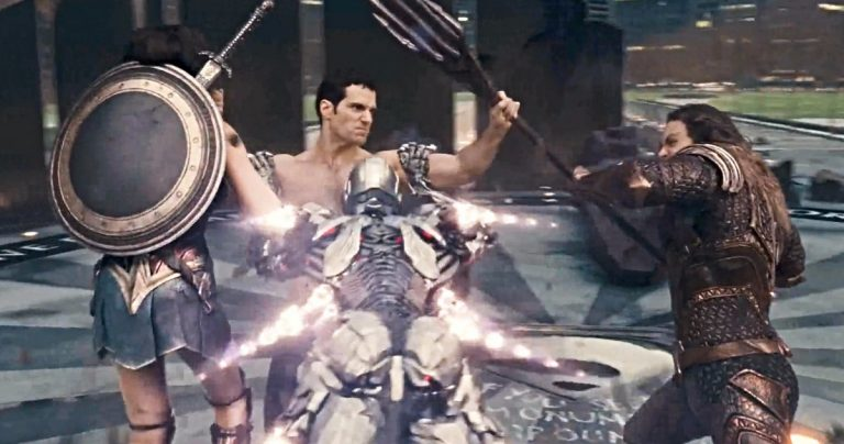 Snyder Cut Image, la dernière édition de la Justice League, taquine la résurrection de Superman