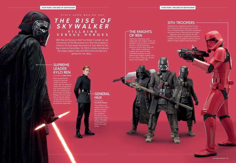 Sith Troopers L'ascension des méchants de Skywalker