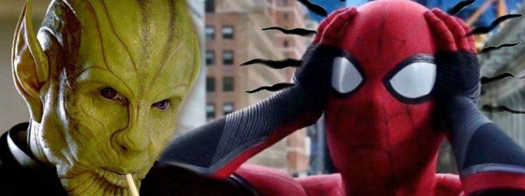 Ben Mendelsohn laisse tomber les F-Bombes sur le court split de Spider-Man de Marvel