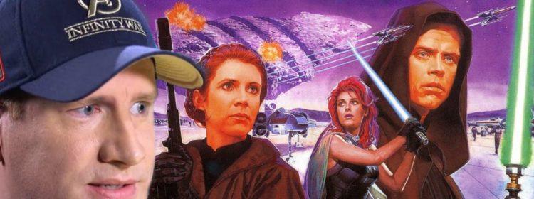 Kevin Feige promet que son film Star Wars explorera de nouveaux personnages et lieux