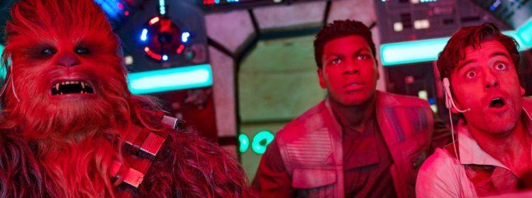 L'équipage du Millennium Falcon fait l'objet d'une nouvelle édition de The Rise of Skywalker Image