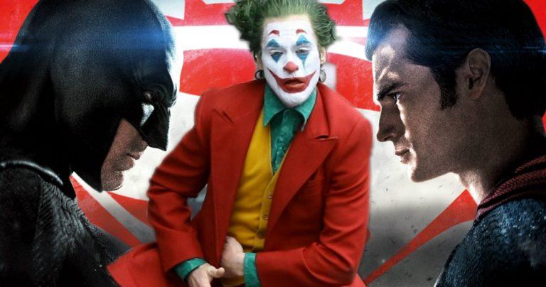 Joker Just Beat Batman v Superman au Box Office