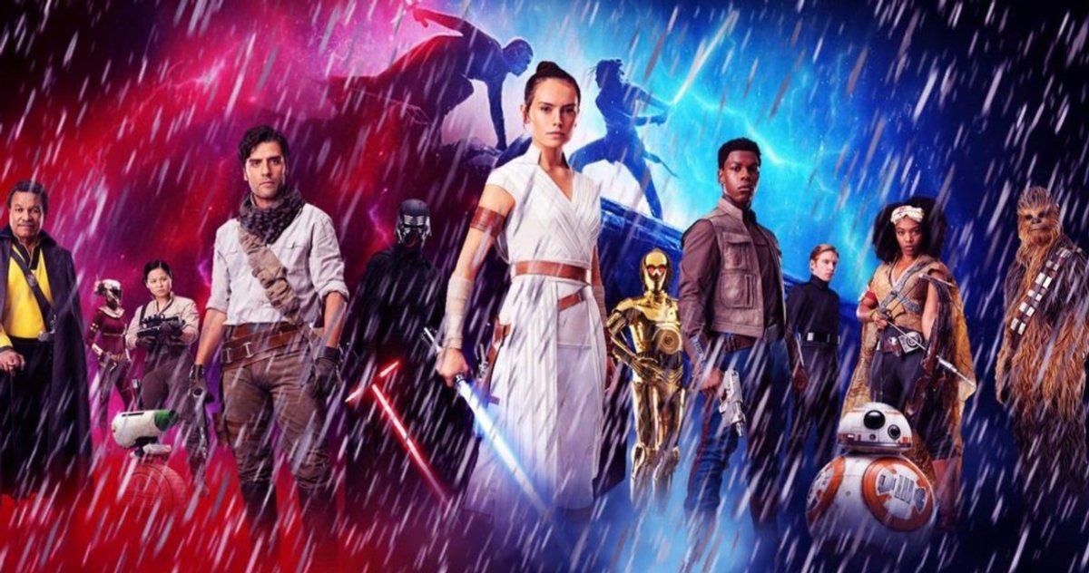 Star Wars 9 Disney Plus Release