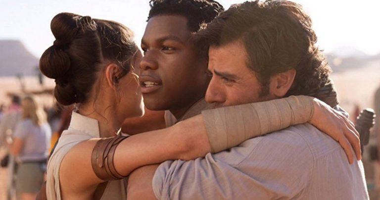 Ce que Finn voulait dire à Rey dans Star Wars 9 a été révélé