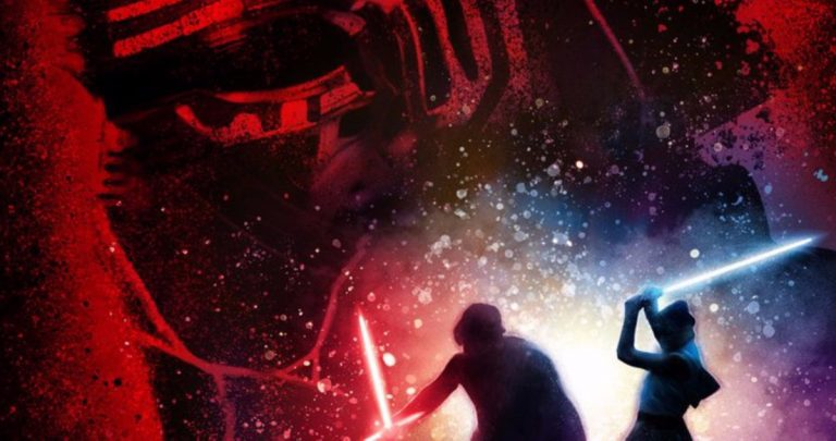 L'affiche de Star Wars 9 rend hommage à la revanche annulée de l'affiche Jedi