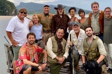 Tremors 7 Wraps Production, Michael Gross partage la dernière photo