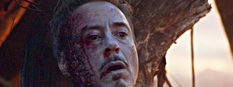 Le fan art de la fin du jeu imagine la scène de mort époustouflante d'Iron Man