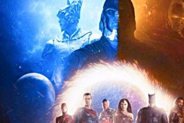 #ReleaseTheSnyderCut Une affiche réalisée par des fans avec Darkseid obtient la bénédiction de Zack Snyder