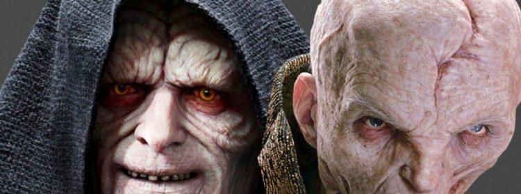 Palpatine, Snoke Connection a été évoqué il y a des mois dans Star Wars Marvel Comic