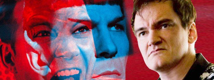 Quentin Tarantino dit qu'il ne dirigera probablement pas un film Star Trek