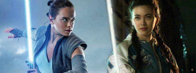 La star de Iron Fist Jessica Henwick a presque joué Rey dans Star Wars après une audition de 6 mois