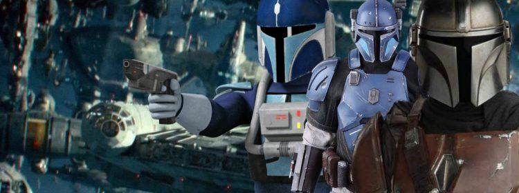 Le Mandalorien s'est-il présenté pour cette grande bataille spatiale de Star Wars 9?