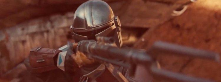 Le Mandalorian devient un véritable western spaghetti dans la bande-annonce de Fan Wars Star Wars