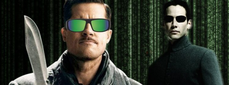 Brad Pitt devient philosophique sur la transmission de la matrice