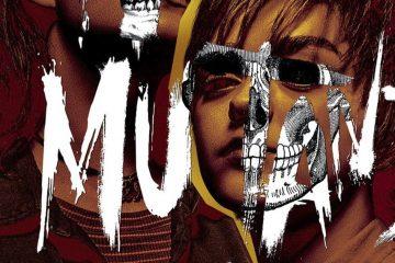 Creepy, la nouvelle affiche des mutants sera sous votre peau