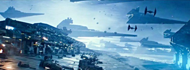 Comment Palpatine a obtenu sa flotte Star Destroyer expliquée dans le livre Star Wars 9