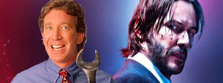 Tim Allen a dit à Keanu Reeves comment il avait tué John Wick, puis c'est devenu réel