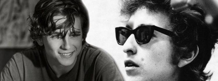 Timothee Chalamet incarnera le jeune Bob Dylan dans le film biographique réalisé par James Mangold