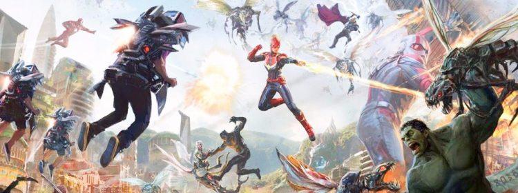Qui veut être un super-héros Marvel?