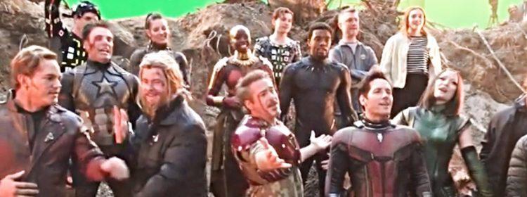 La vidéo Flash de fin de partie célèbre l'anniversaire de Josh Brolin avec une chanson