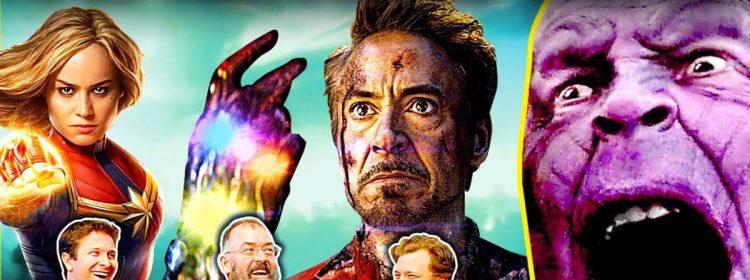Un artiste VFX de Endgame souligne l'erreur de Thanos manquée par de nombreux fans