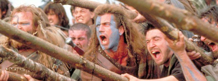 Braveheart revient au cinéma pour son 25e anniversaire
