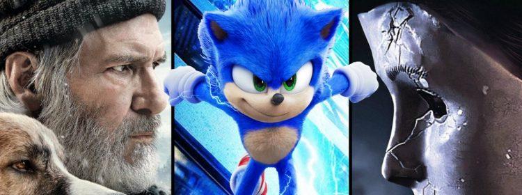Est-ce que Call of the Wild ou The Boy 2 Beat Sonic au Box Office de ce week-end?
