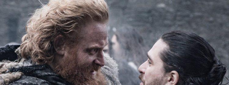 Game of Thrones Star taquine Jon Snow et le sort de Tormund après la finale
