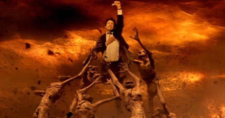 Le directeur de Doctor Strange, Scott Derrickson, ferait un film de Constantine