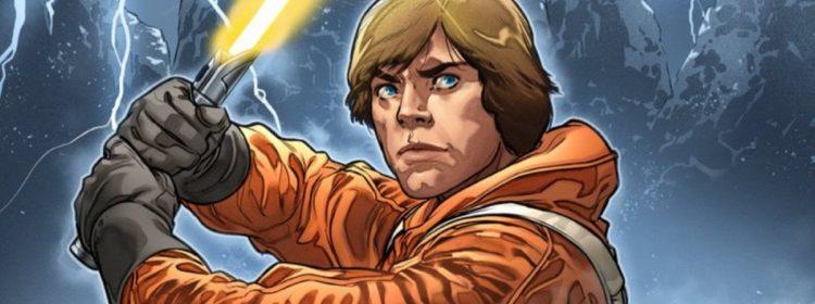 Attendez, Luke Skywalker avait un sabre laser jaune secret tout ce temps?