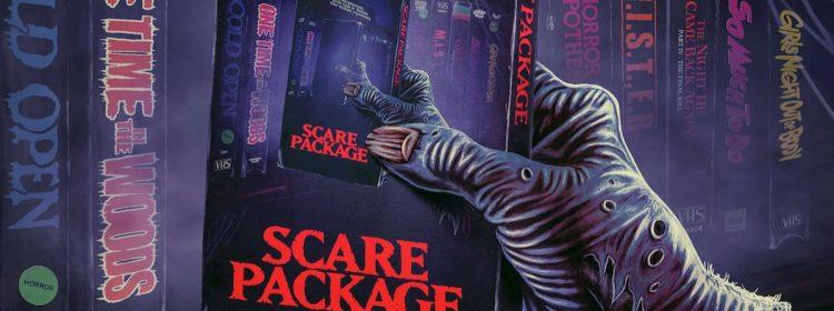 La bande-annonce de Scare Package arrive, apportant 7 histoires de terreur hilarantes avec elle