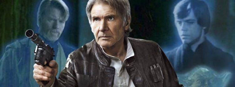Harrison Ford n'a aucune idée de ce qu'est un fantôme de force et il s'en fiche