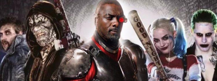 La vidéo de la série Suicide Squad 2 donne un premier aperçu du mystérieux costume d'Idris Elba DC