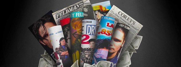 La date de sortie du documentaire sur le viol de Corey Feldman, l'affiche et les détails du billet arrivent